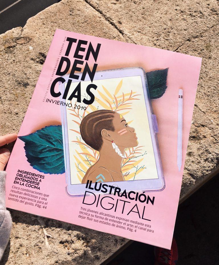 Entrevista a Paloma Marqués Ilustradora Alicante
